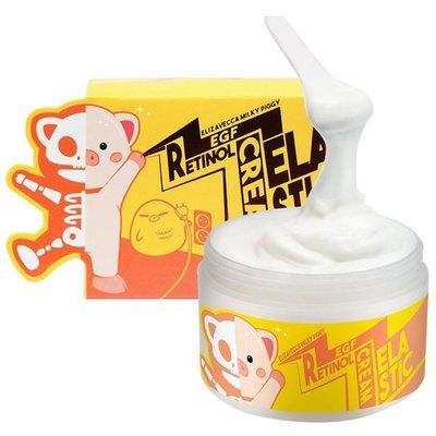 Крем для лица с ретинолом Milky Piggy EGF Elastic Retinol Cream (100 мл)