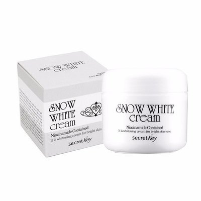 Крем для лица Secret Key Snow White Cream (50 мл)