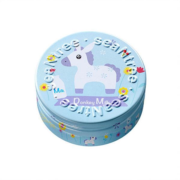 Крем для лица с ослиным молоком SeaNtree Donkey Milk Water Drop Cream (35 гр)