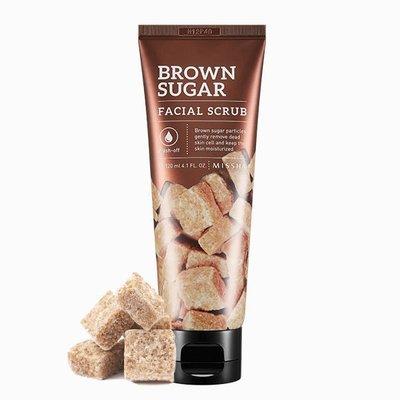 Маска-скраб для лица на основе коричневого сахара Missha Brown Sugar Facial Scrub (120 гр)