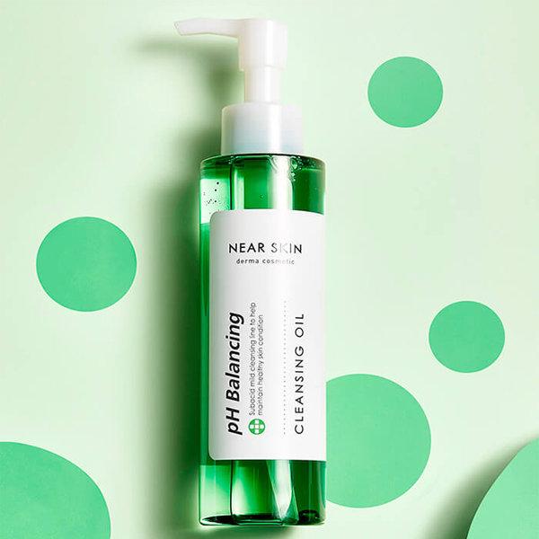 Гидрофильное очищающее масло балансирующее pH кожи Missha Near Skin pH Balancing Cleansing Oil (150 мл)