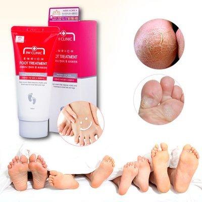 Крем для ног 3W Clinic Enrich Foot Treatment (100 мл)
