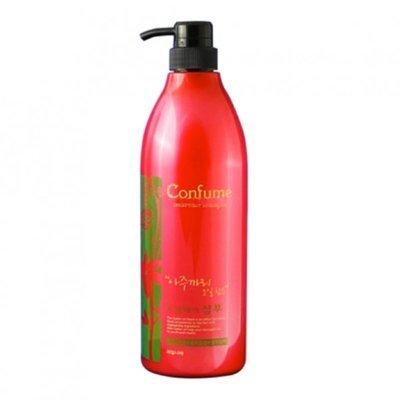 Шампунь для волос c касторовым маслом Welcos Confume Total Hair Shampoo (950 мл)