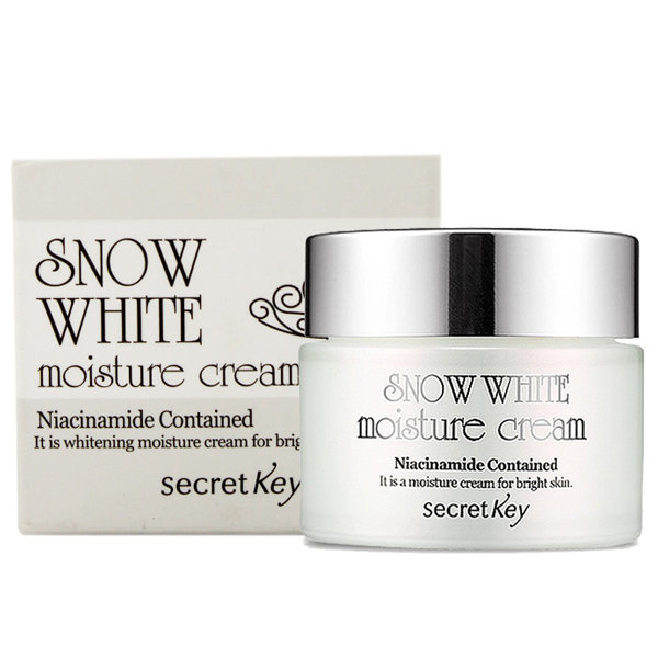 Отбеливающий увлажняющий крем Secret Key Snow White Moisture Cream (50 мл)