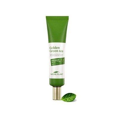 Крем для глаз с зеленым чаем Scinic Golden Green Tea Eye Cream  (30 мл)