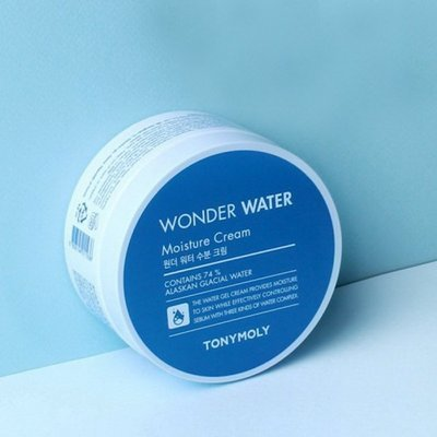 Крем-гель увлажняющий Tony Moly Wonder Water Moisture Cream