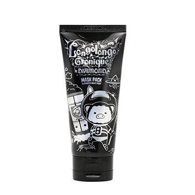Маска-пленка бриллиантовая Elizavecca Hell-Pore Longolongo Gronique Diamond Mask Pack (100 мл)