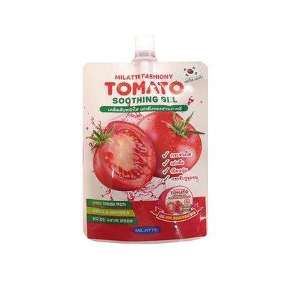 Гель для лица и тела с экстрактом томата Milatte Fashiony Tomato Soothing Gel Pouch (50 мл)