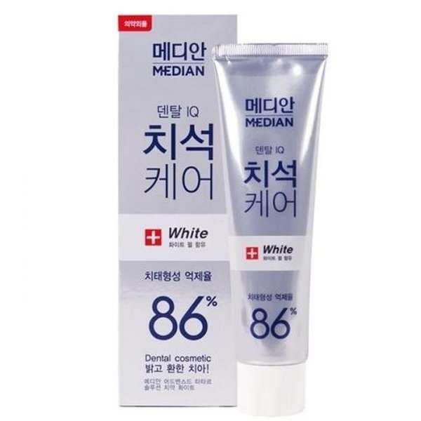 Зубная паста Amore pacific Median White 86% Toothpaste
