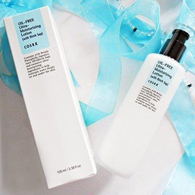Увлажняющий лосьон для проблемной кожи и чувствительной кожи Cosrx Oil-Free Ultra-Moisturizing Lotion (with Birch Sap) (100 мл)
