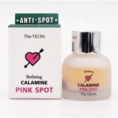 Точечное средство от акне The Yeon Refining Calamine Pink Spot  (15 мл)