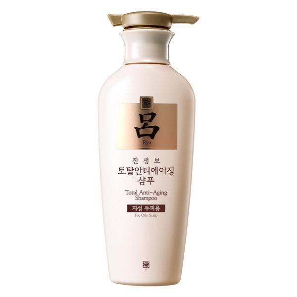 Омолаживающий шампунь для жирной кожи головы Ryo Total Anti-Aging Shampoo For Oily Scalp (400 мл)