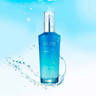 Эссенция для лица Its Skin Pure Moisture Snow Blossom Essence (80 мл)