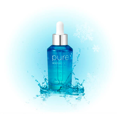 Масло для лица It's Skin Pure Moisture Oil (30 мл)