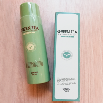 Тоник Green Tea The Health Care Skin Shining Giinsu Plus (150 мл)