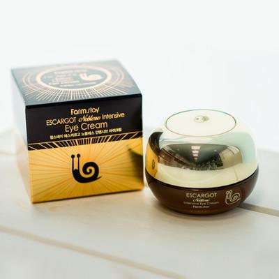 Улиточный крем под глаза   Farm Stay Escargot Noblesse Intensive Eye Cream  (50 мл)