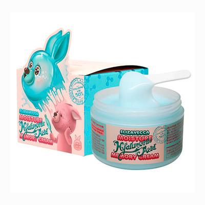 Гиалуроновый крем-пудинг для лица Elizavecca Moisture Hyaluronic Acid Memory Cream (100 мл)