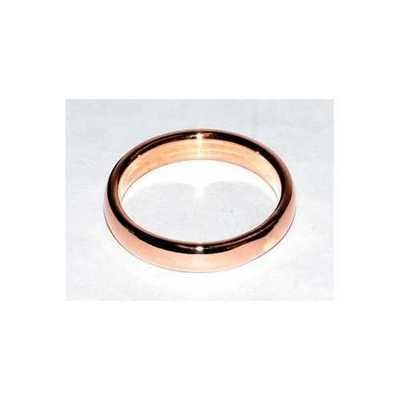 4mm Dome Band size 11 copper