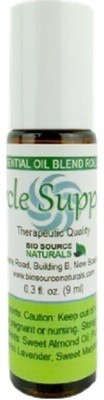 Cycle Support Essential Oil Blend - 0.3 fl oz (9 ml) Roll On