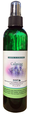 Calming Essential Oil Blend  Spray - 8 fl oz (227 ml)