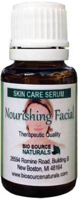 Nourishing Facial Serum 1 fl oz / 30 ml