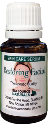 Restoring Facial Serum 1 fl oz / 30 ml