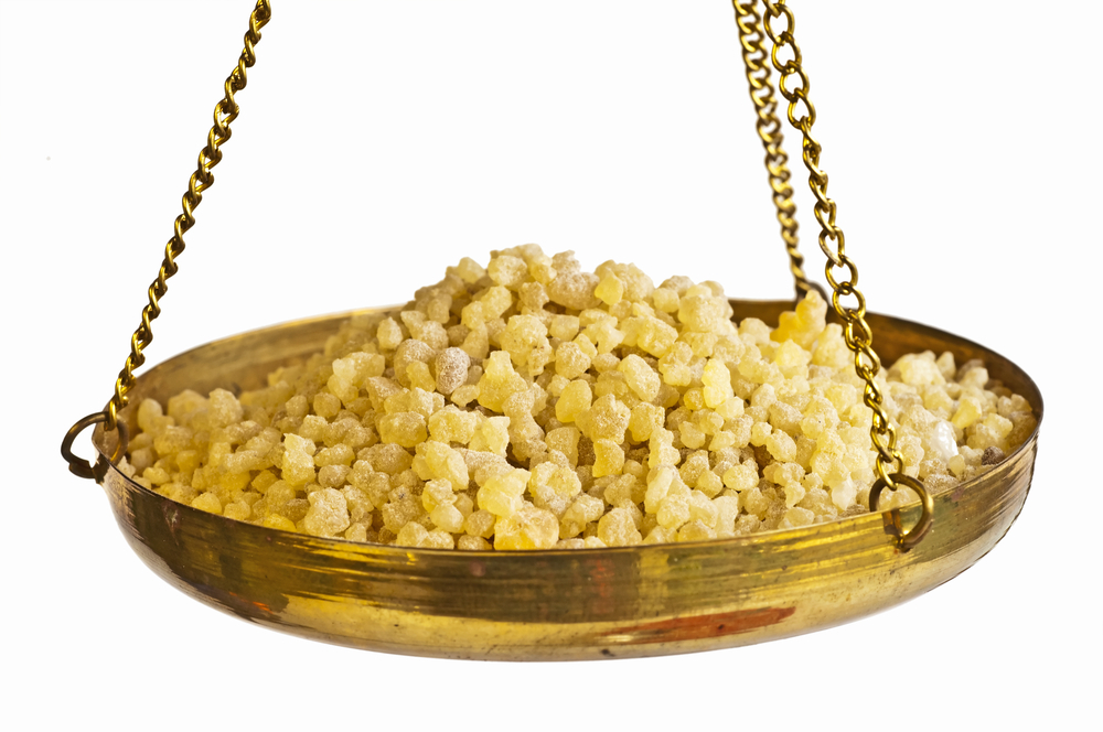 Frankincense - Pure Essential Oil - (Boswellia carterii) with Analysis Report