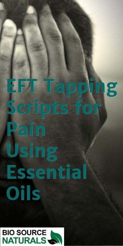 FREE EFT (Emotional Freedom Technique) Tapping Scripts for Pain  - EOTT™ EFT-Pain