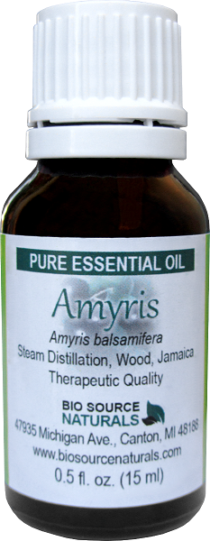 Amyris Pure Essential Oil 00054
