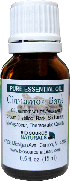 Cinnamon Bark Pure Essential Oil 00115