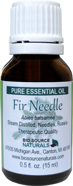 Fir Needle Pure Essential Oil 00156