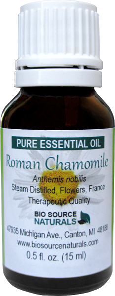 Roman Chamomile Pure Essential Oil