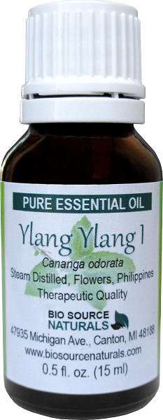 Ylang Ylang I Pure Essential Oil