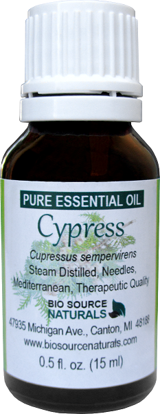 Cypress Pure Essential Oil 00135