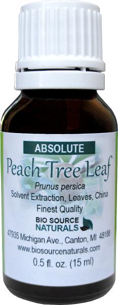 Peach Tree Leaf Absolute  Oil