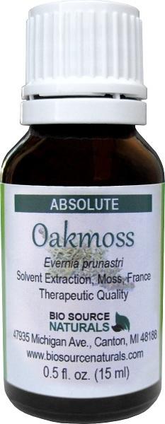 Oakmoss Absolute Oil
