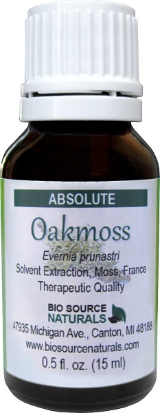 Oakmoss Absolute Oil 00236