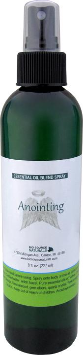 Anointing Essential Oil Spray - 8 fl oz (227 ml)