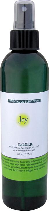 Joy Essential Oil Blend Spray - 8 fl oz (227 ml)