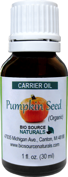 Pumpkin Seed Carrier Oil - 1 fl oz (30 ml) PUMPCAR1