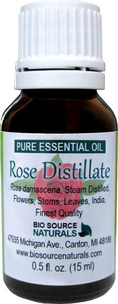 Rose Distillate Pure Essential Oil