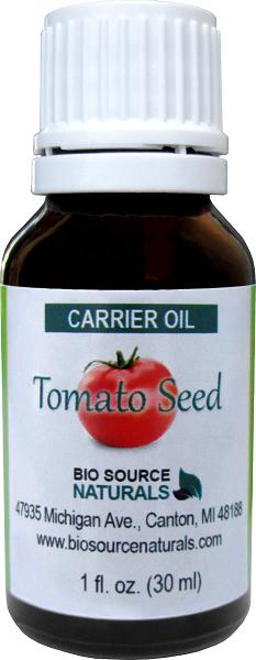 Tomato Seed Carrier Oil - 1 fl oz (30 ml) TOMATOIL30
