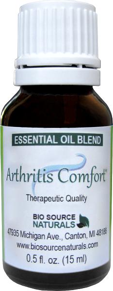 Arthritis Comfort Essential Oil Blend