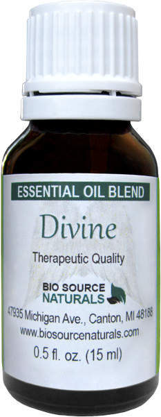 Divine Essential Oil Blend - 2.0 fl oz (60 ml) DIVESSBL60ML