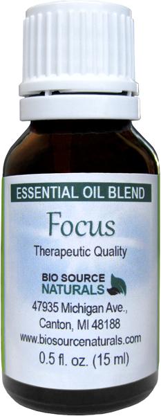 Focus Essential Oil Blend 00160