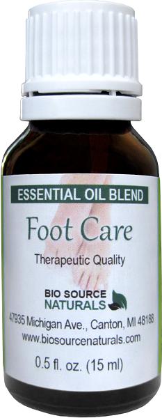 Foot Care Essential Oil Blend