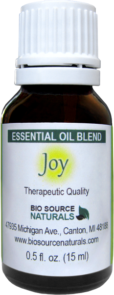Joy Essential Oil Blend - 2.0 fl oz (60 ml) JOYBLND60