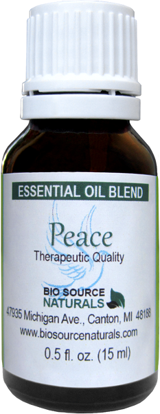 Peace Essential Oil Blend - 2.0 fl oz (60 ml) BLENDPEACEB60