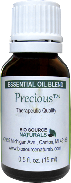 Precious Essential Oil Blend - 2.0 fl oz (60 ml) BLENDPRECIOUSB60