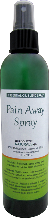 Pain Away Spray 8 fl oz (227 ml) PAINAWASPRAY